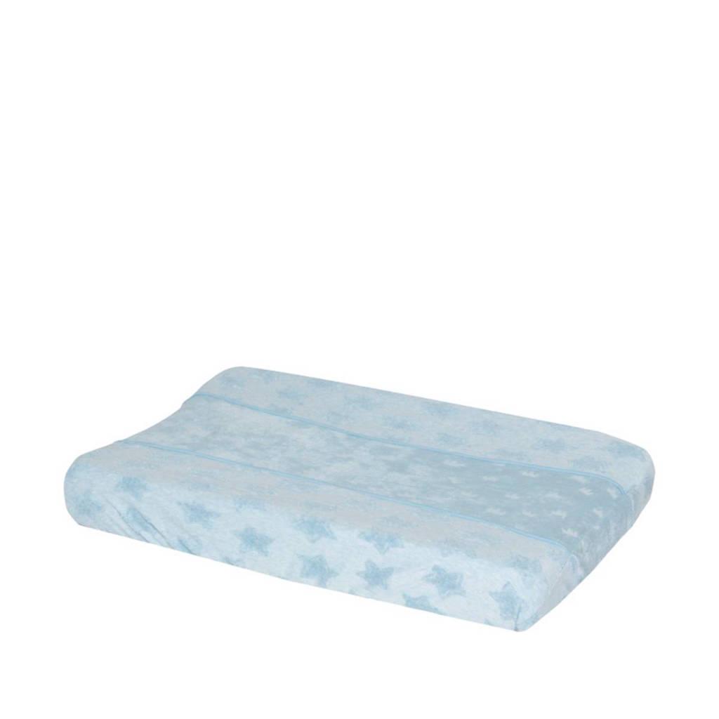 bébé-jou Fabulous aankleedkussenhoes frosted blue, Frosted blue