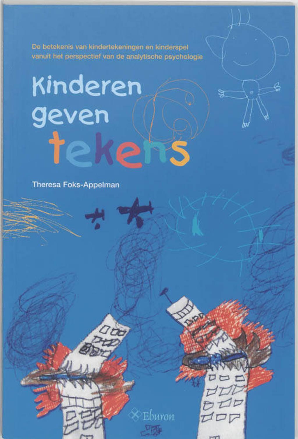 Kinderen geven tekens - Th. Foks-Appelman