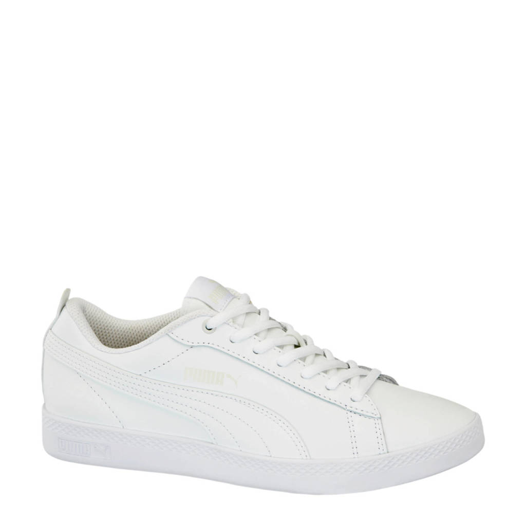 254491d9932 Puma Smash V2 leren sneakers   wehkamp