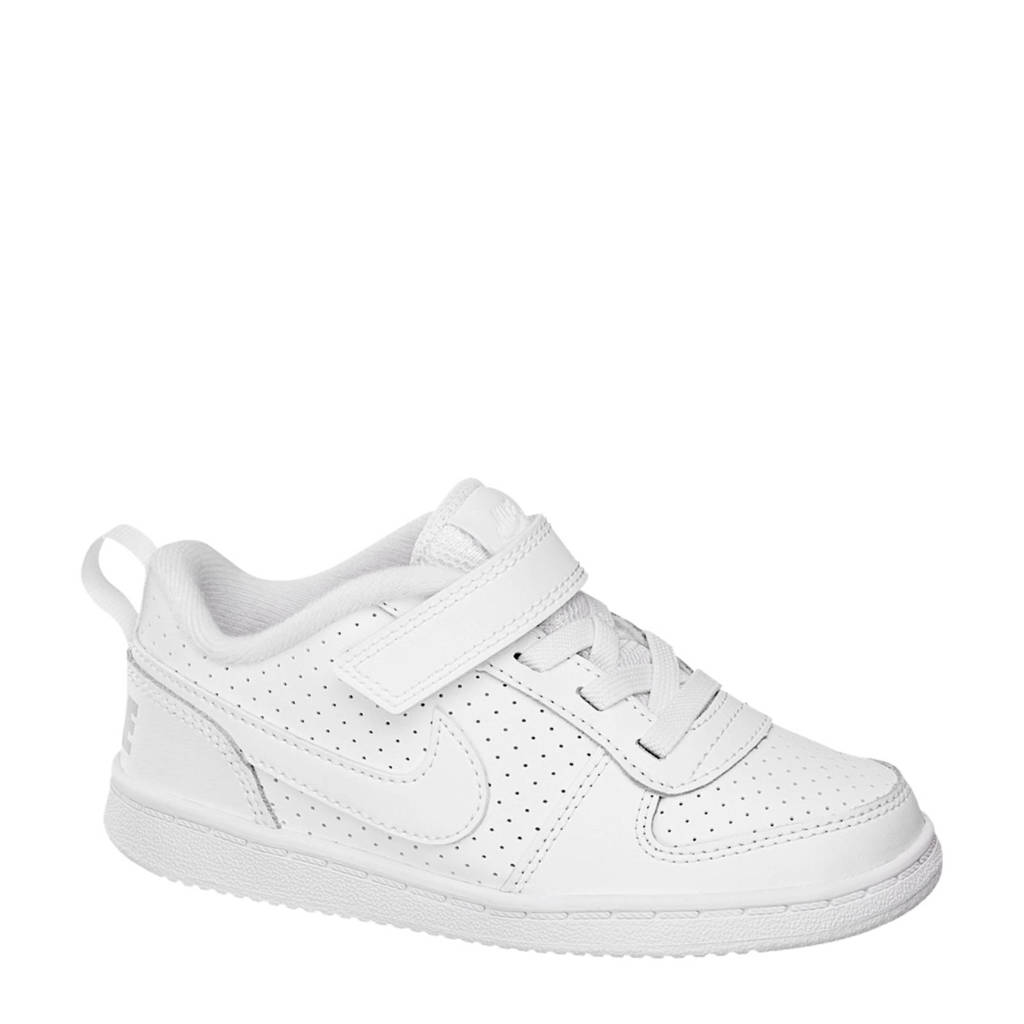 Nike   Court Borough Low sneakers, Wit