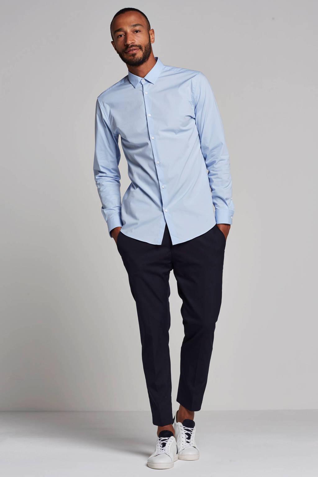 SELECTED HOMME slim fit overhemd, Light Blue