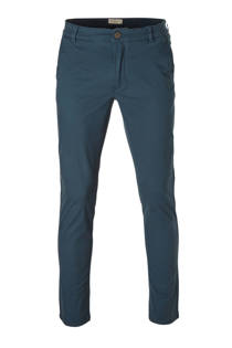 SELECTED HOMME straight fit chino (heren)