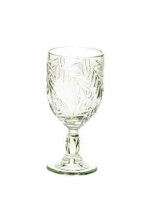 Palm wijnglas (Ø8 cm)