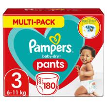 Baby-Dry Pants maandbox maat 3 (6-11 kg) 180 Luierbroekjes