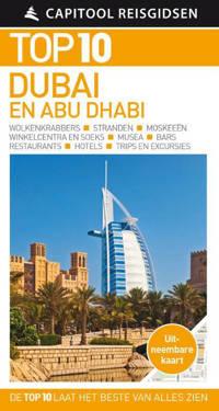 Capitool Reisgidsen Top 10: Dubai en Abu Dhabi