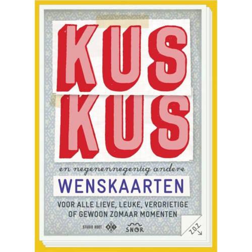 Kus kus en 99 andere wenskaarten - Studio Boot kopen