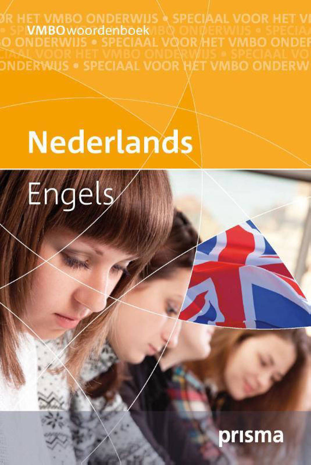 Prisma vmbo woordenboek Nederlands-Engels - Prue Gargano en Fokke Veldman