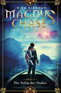 Magnus Chase en de goden van Asgard: Het schip der doden - Rick Riordan