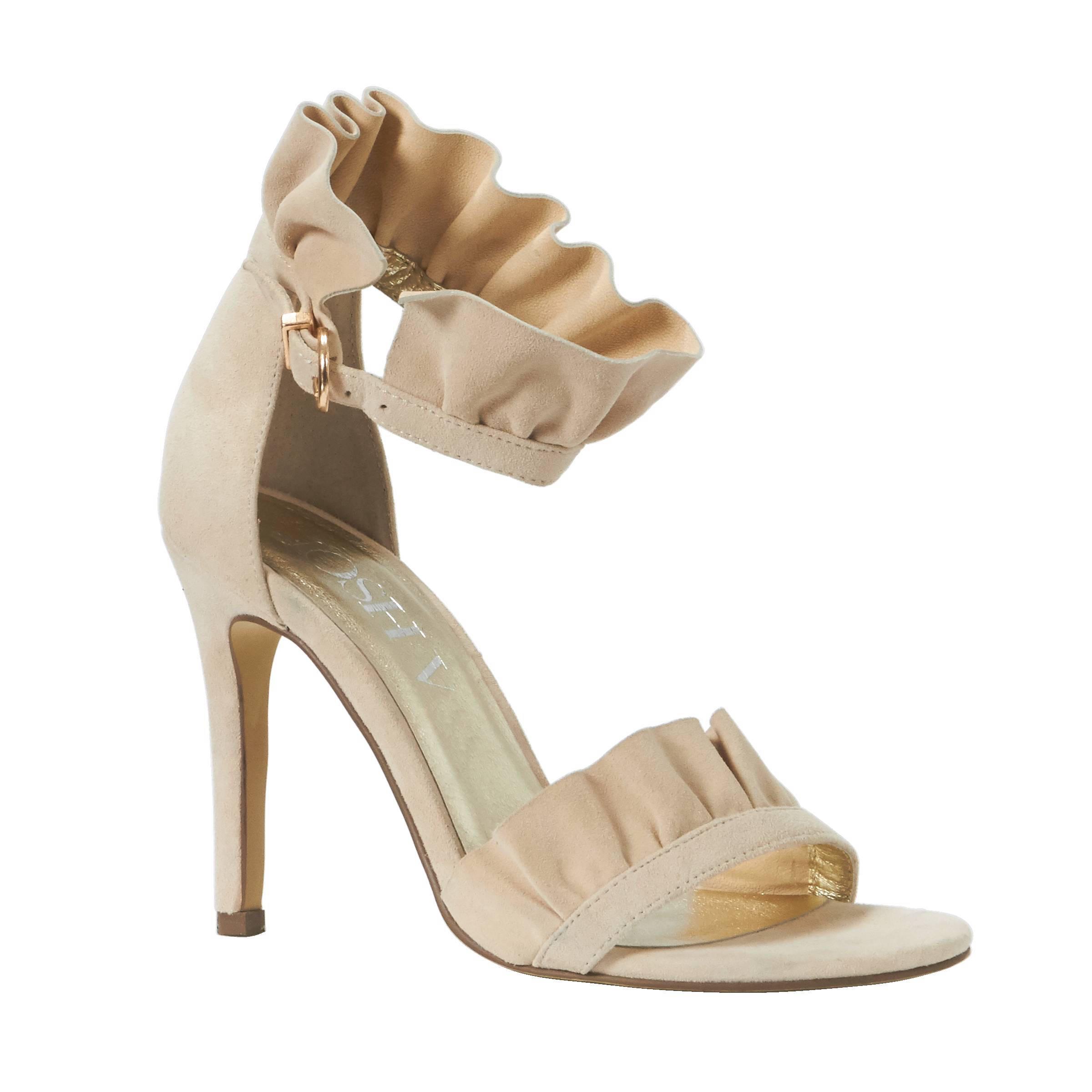 410442ec01d91b Noella suède sandalettes - Frontrunner.nl