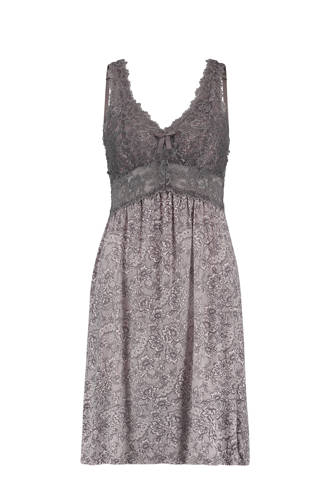 slipdress Modal Lace