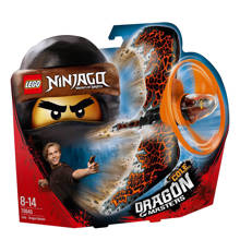 Ninjago Cole drakenmeester