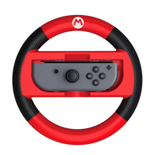 Hori Wheel Attachment Mario Kart 8 Deluxe Mario