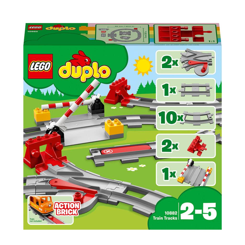 LEGO Duplo treinrails 10882