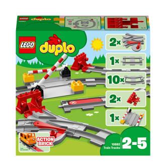 Duplo treinrails 10882