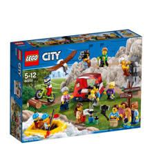 City buitenavonturen-personenpakket 60202