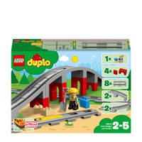 LEGO Duplo treinbrug en -rails 10872