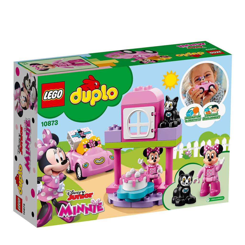 LEGO Duplo Minnie's verjaardagsfeest 10873