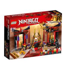 Ninjago troonzaalduel 70651
