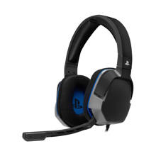 LVL 3 Wired Stereo PlayStation 4 headset zwart