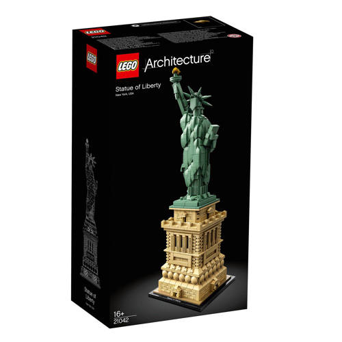 LEGO Architecture Vrijheidsbeeld