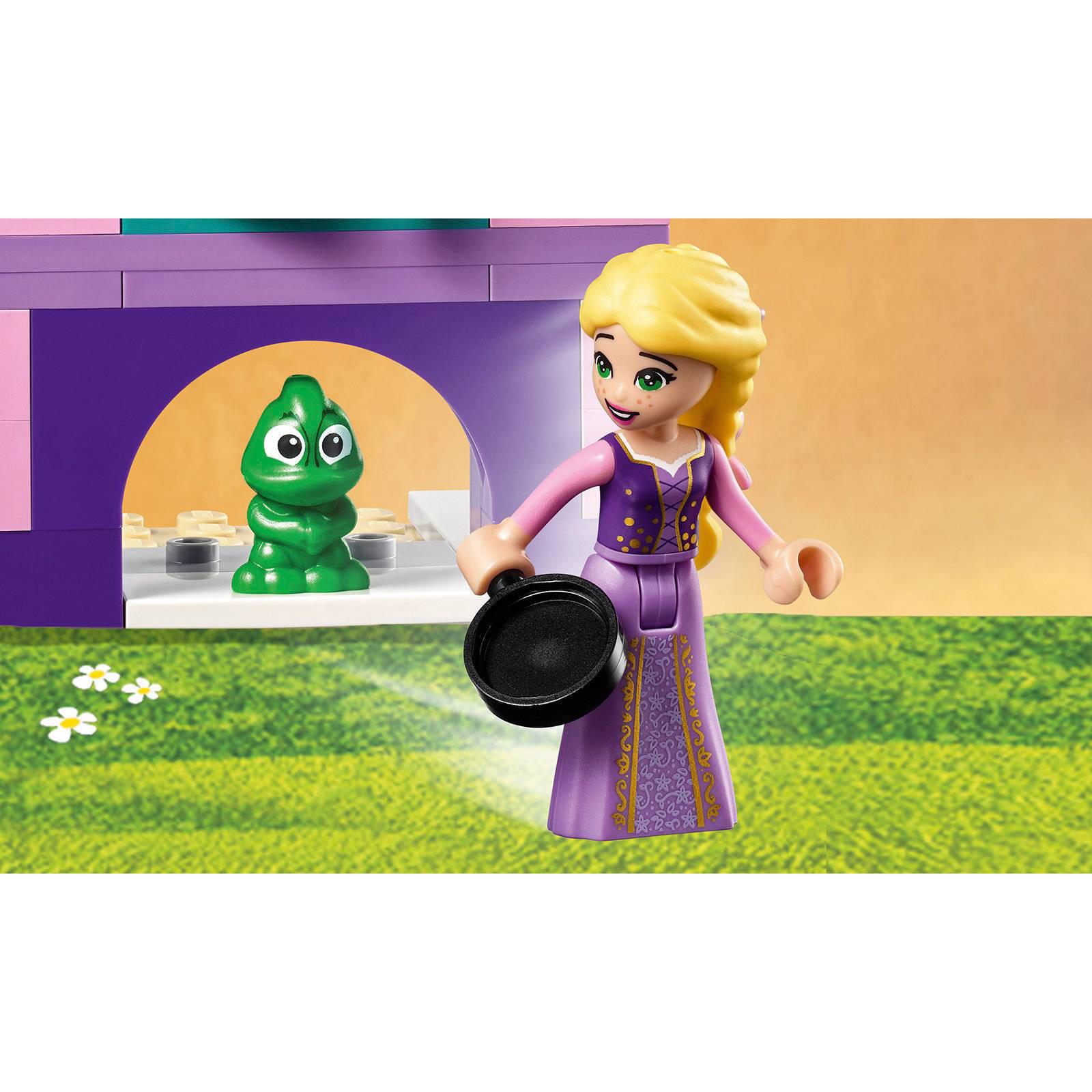 LEGO Disney Princess Rapunzel\'s slaapkamer