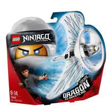 Ninjago Zane drakenmeester