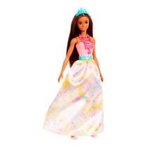 Barbie dreamtopia prinses donker