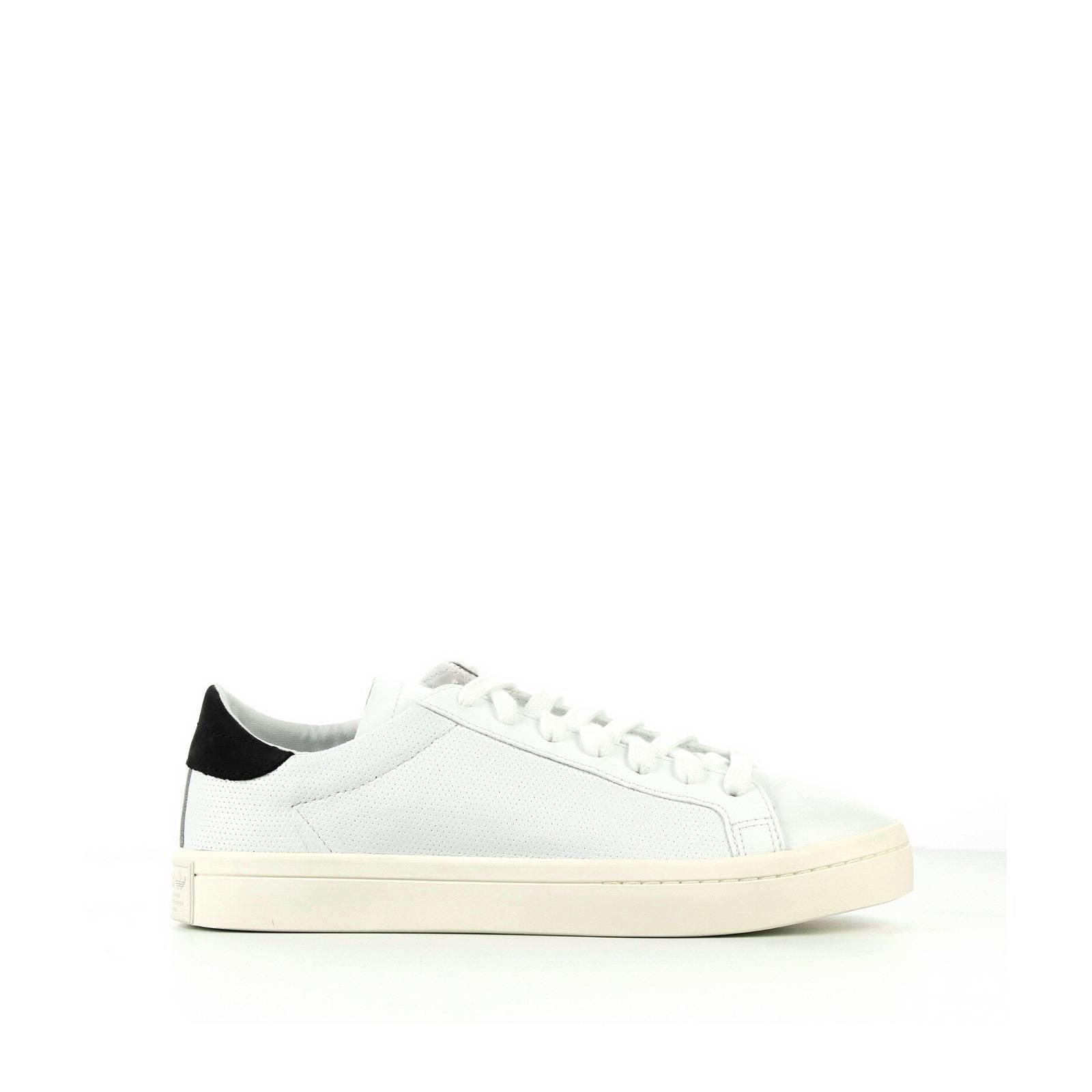 561de1536bd adidas Court Vantage leren sneakers | wehkamp