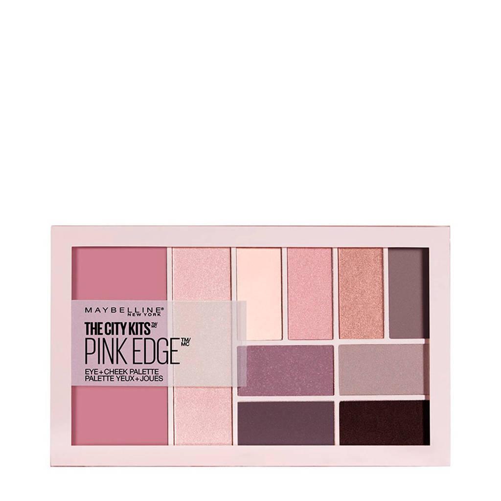 Maybelline New York City Kits - 2 Pink - oogschaduw palet, Roze