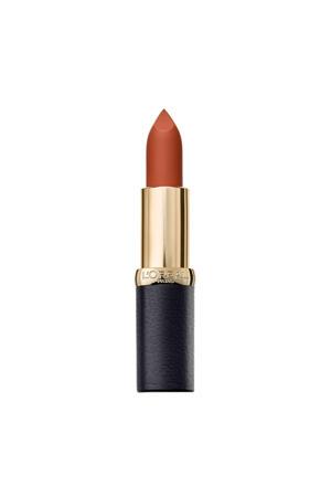 Color Riche Matte Addiction - 655 Copper Clutch- Lippenstift