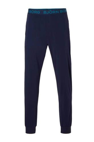 pyjamabroek uni blauw