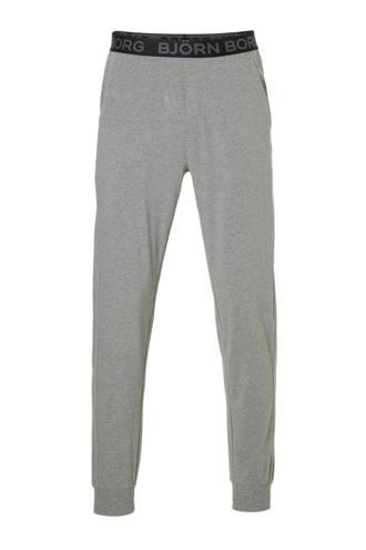 pyjamabroek uni grijs mêlee