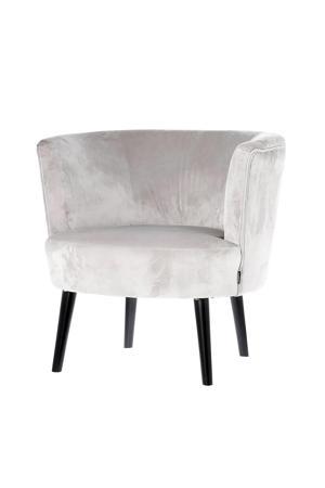 fauteuil Chelsea velours