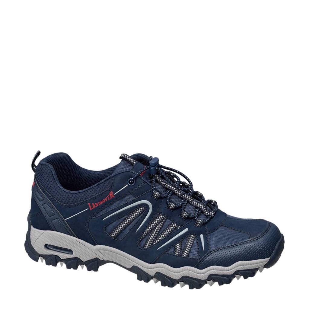 vanHaren Landrover   wandelschoenen blauw, Blauw