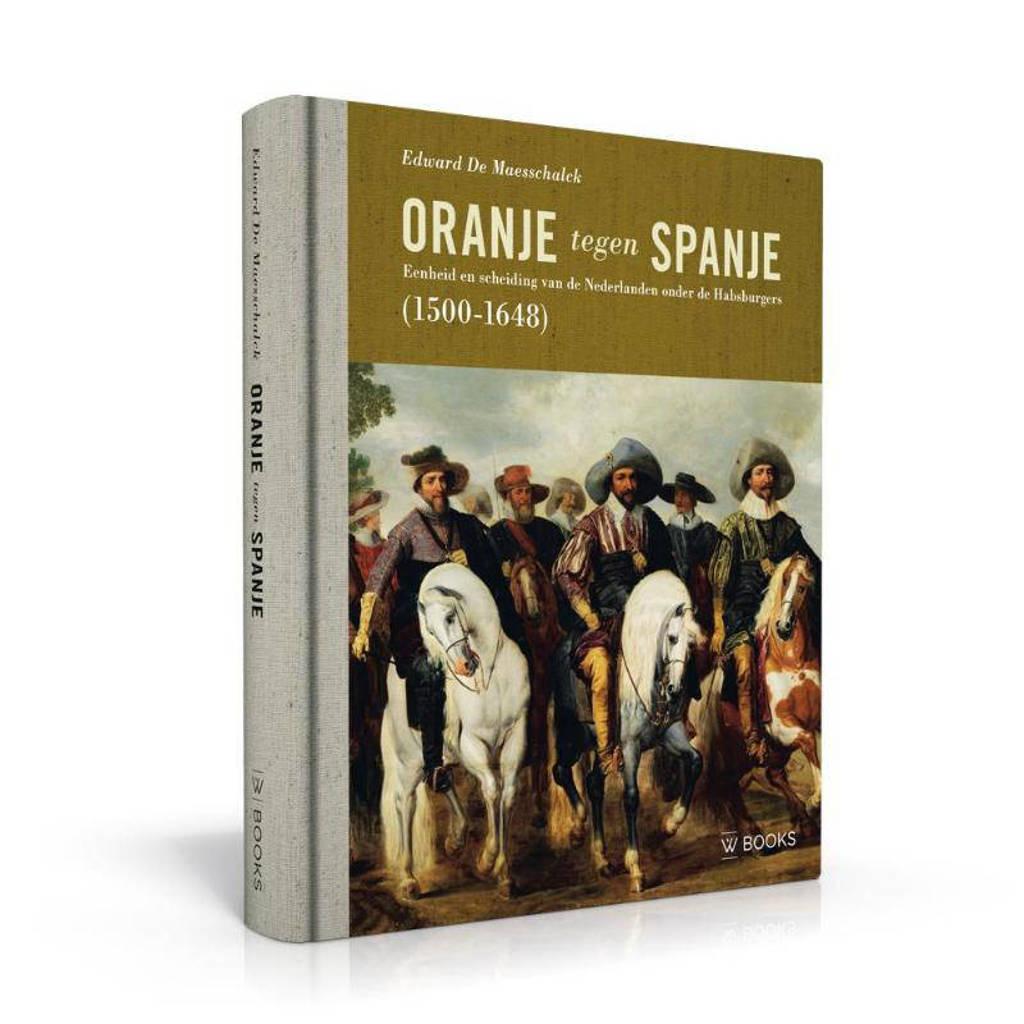 Oranje tegen Spanje - Edward Maesschalck
