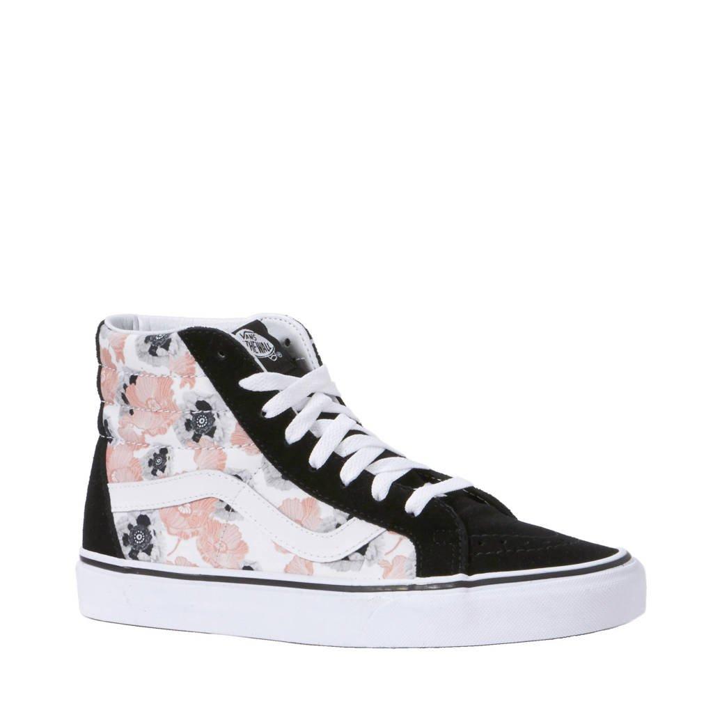 00e7786f6ee VANS UA SK8-Hi Reissue DX leren sneakers, Wit/roze/zwart
