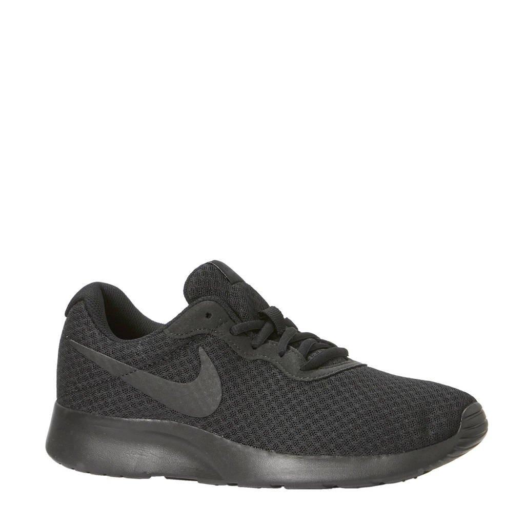 Nike Tanjun   sneakers zwart, Zwart