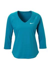 Nike / sport T-shirt turquoise