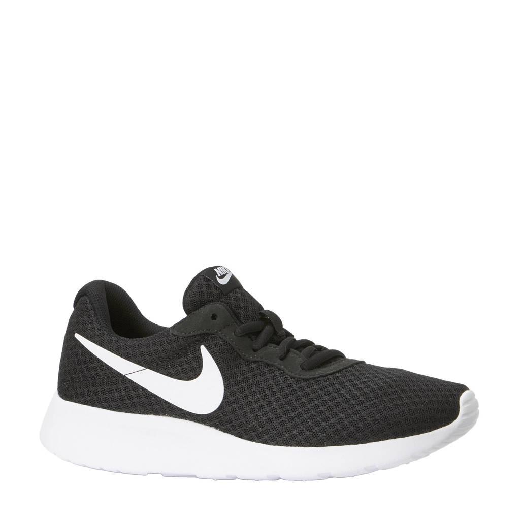 Nike Tanjun  sneakers zwart/wit, Zwart /wit