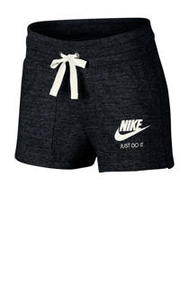 Nike sweatshort zwart (dames)