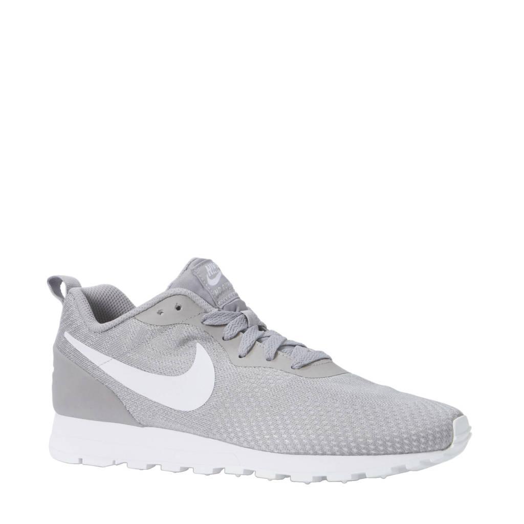 277bf1b1205 Nike MD Runner 2 Eng Mesh sneakers, Lichtgrijs/ wit