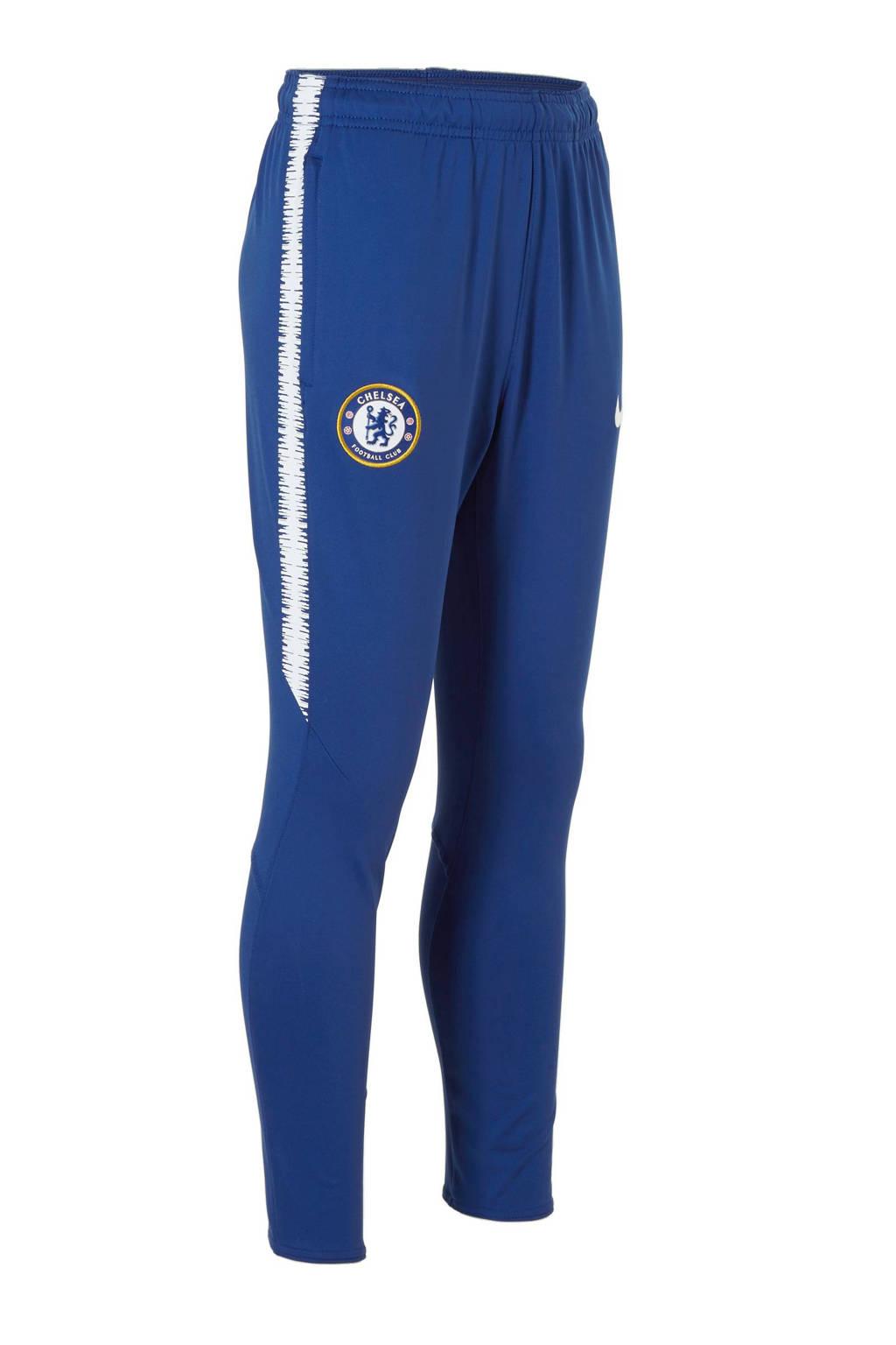 Nike Junior Chelsea  FC Thuis trainingsbroek, Kobaltblauw