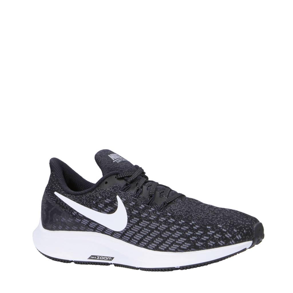 Nike    hardloopschoenen Air Zoom Pegasus 35, Zwart/wit