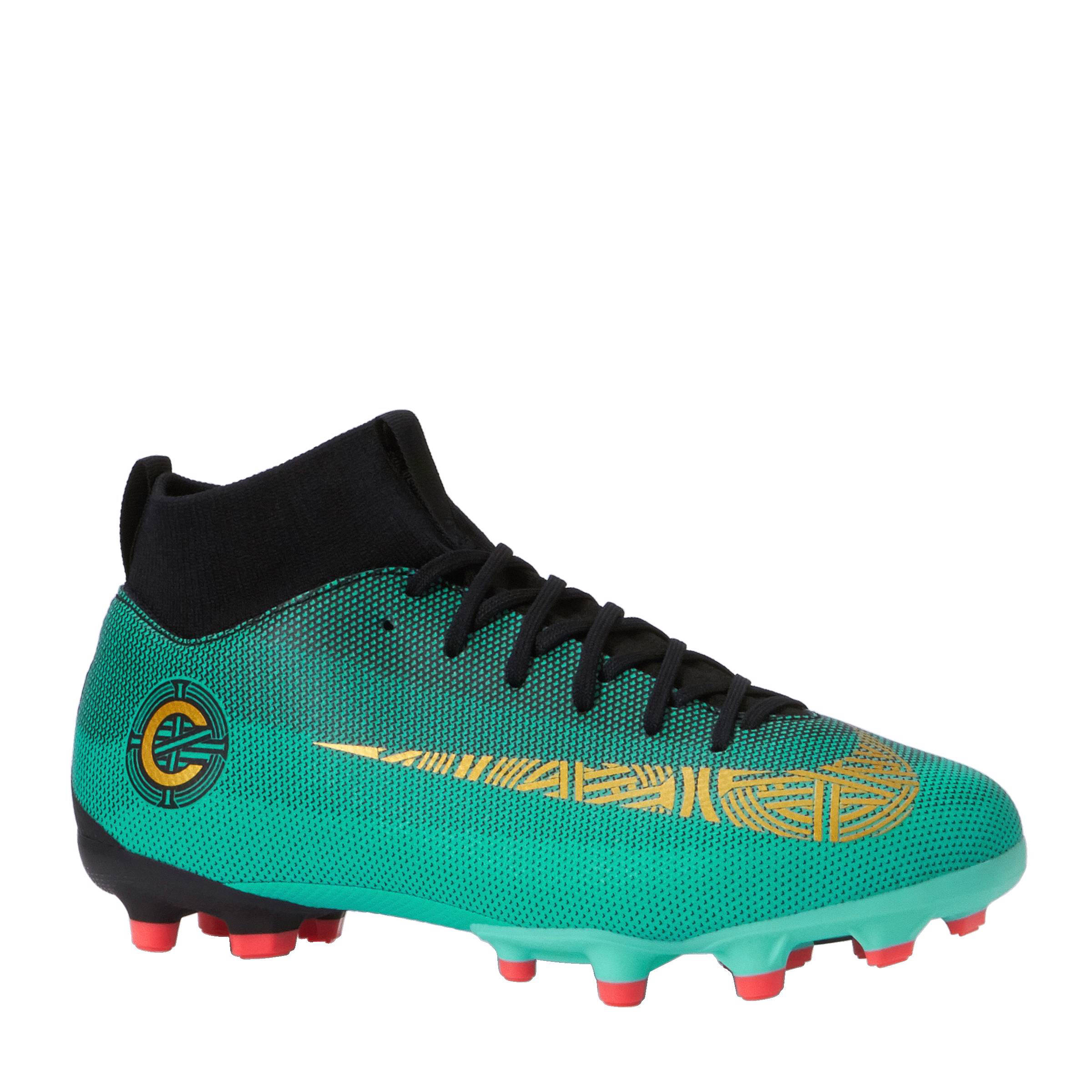 Superfly 6 Academy GS CR7 MG voetbalschoenen