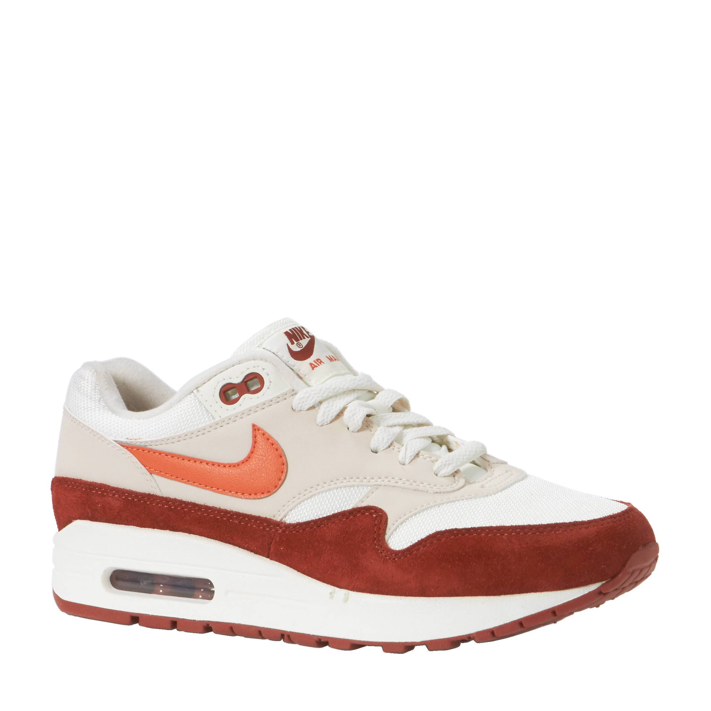 rode nike air max heren