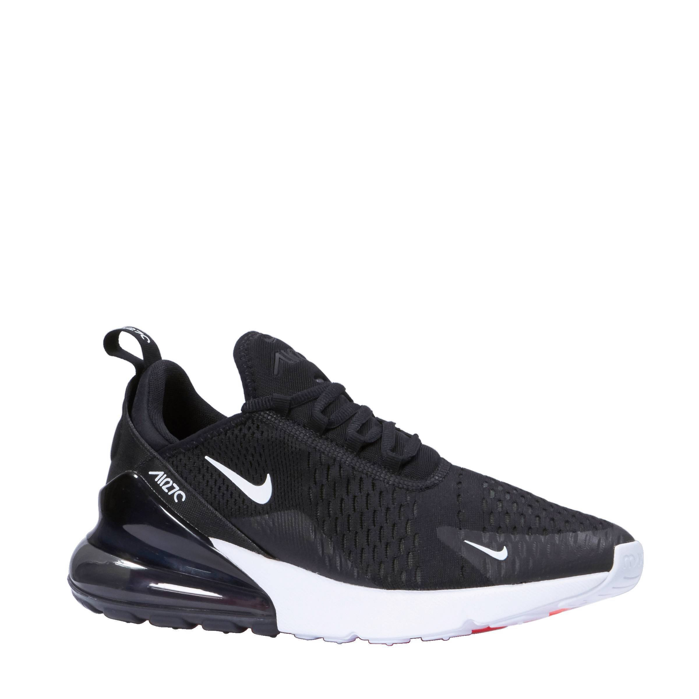 zwarte nike air max heren sale