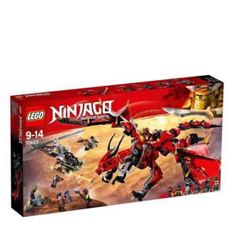 Ninjago Firstbourne 70653