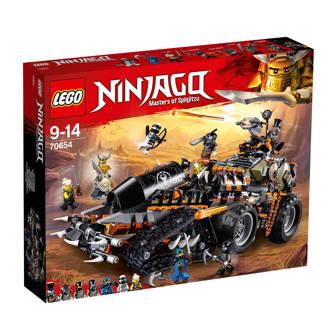 Ninjago dieselnaut 70654