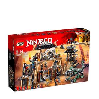 Ninjago drakenkuil 70655