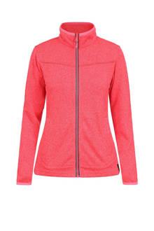 thermisch mid-layer outdoor vest roze